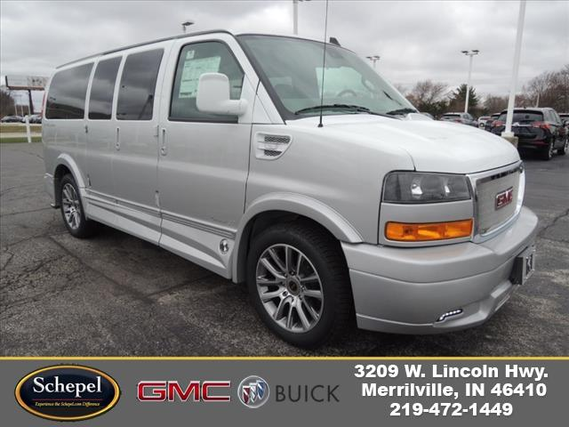 2020 GMC Savana 2500 4x2, Explorer Passenger Wagon #LV399 - photo 1