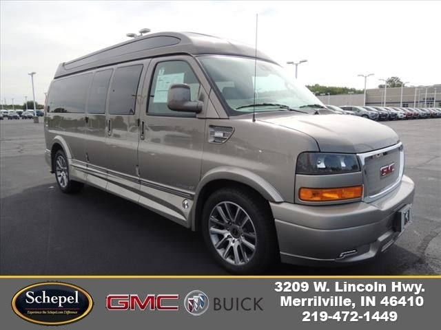 2020 GMC Savana 2500 4x2, Explorer Passenger Wagon #LV903 - photo 1