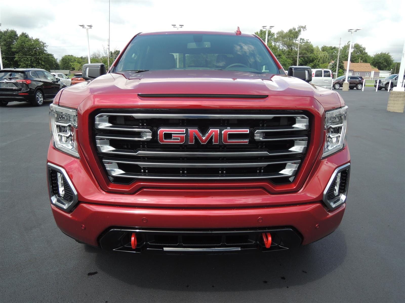2021 GMC Sierra 1500 Crew Cab 4x4, Pickup #MT11X110 - photo 3