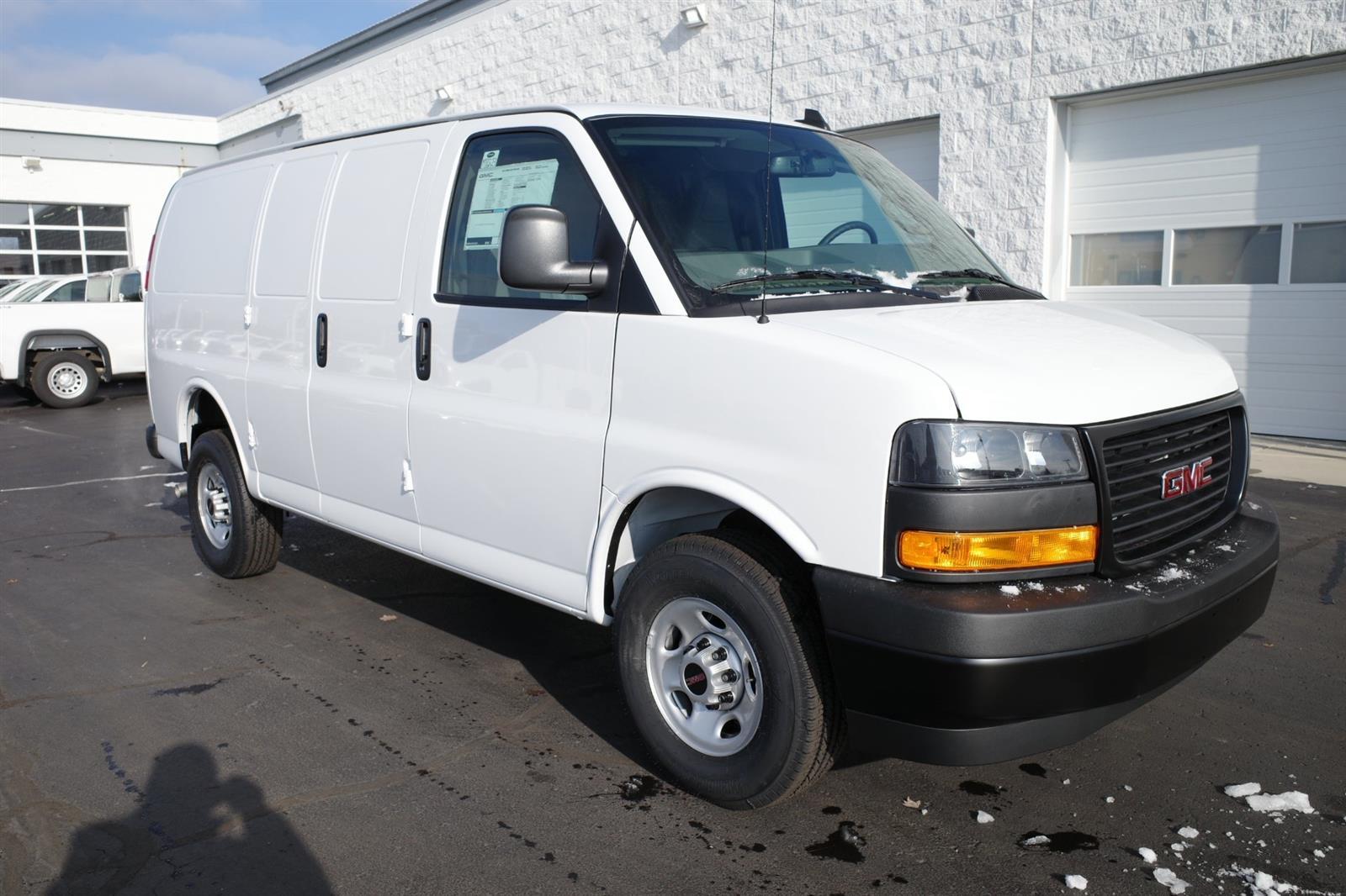 2021 GMC Savana 2500 4x2, Empty Cargo Van #MT12X57 - photo 1