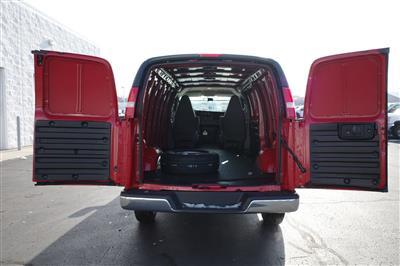 2021 GMC Savana 2500 4x2, Empty Cargo Van #MT12X60 - photo 2