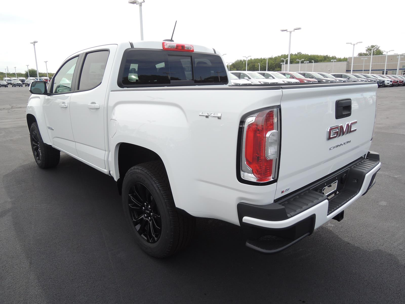 2021 GMC Canyon Crew Cab 4x4, Pickup #MT194 - photo 6