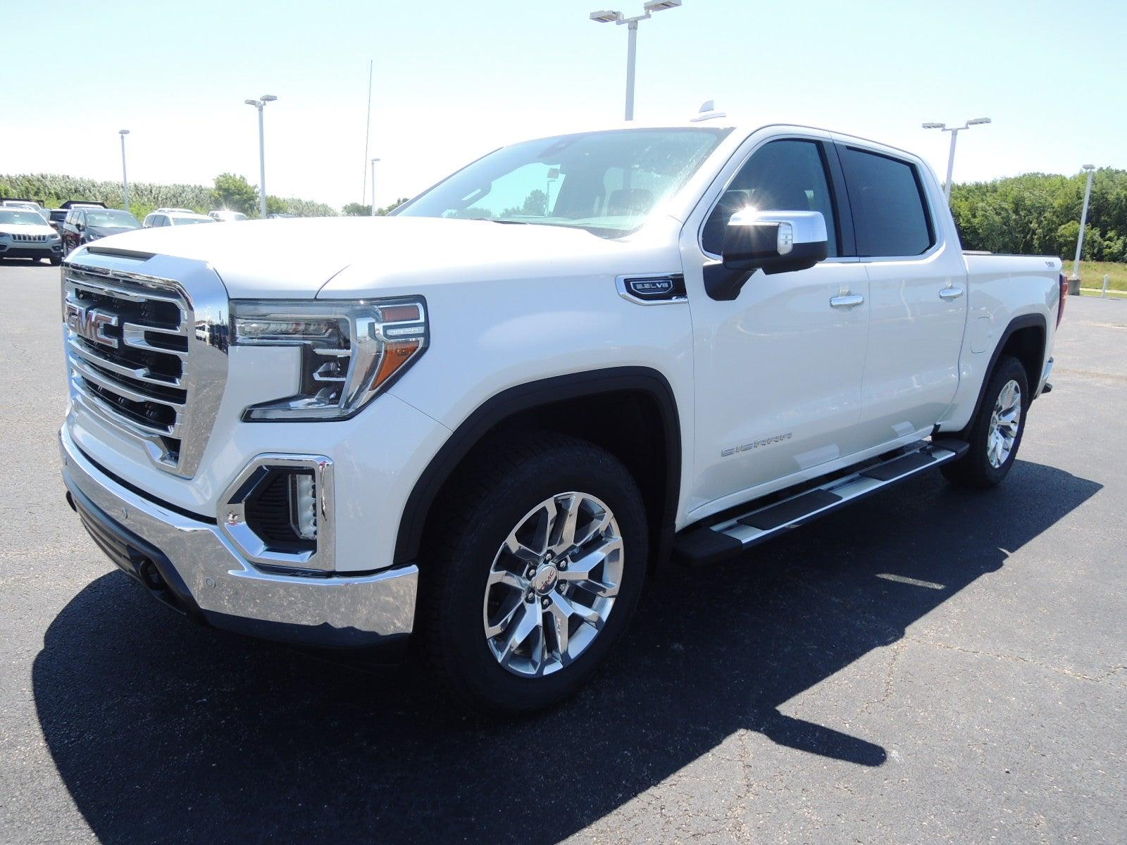 2021 GMC Sierra 1500 Crew Cab 4x4, Pickup #MT217 - photo 6