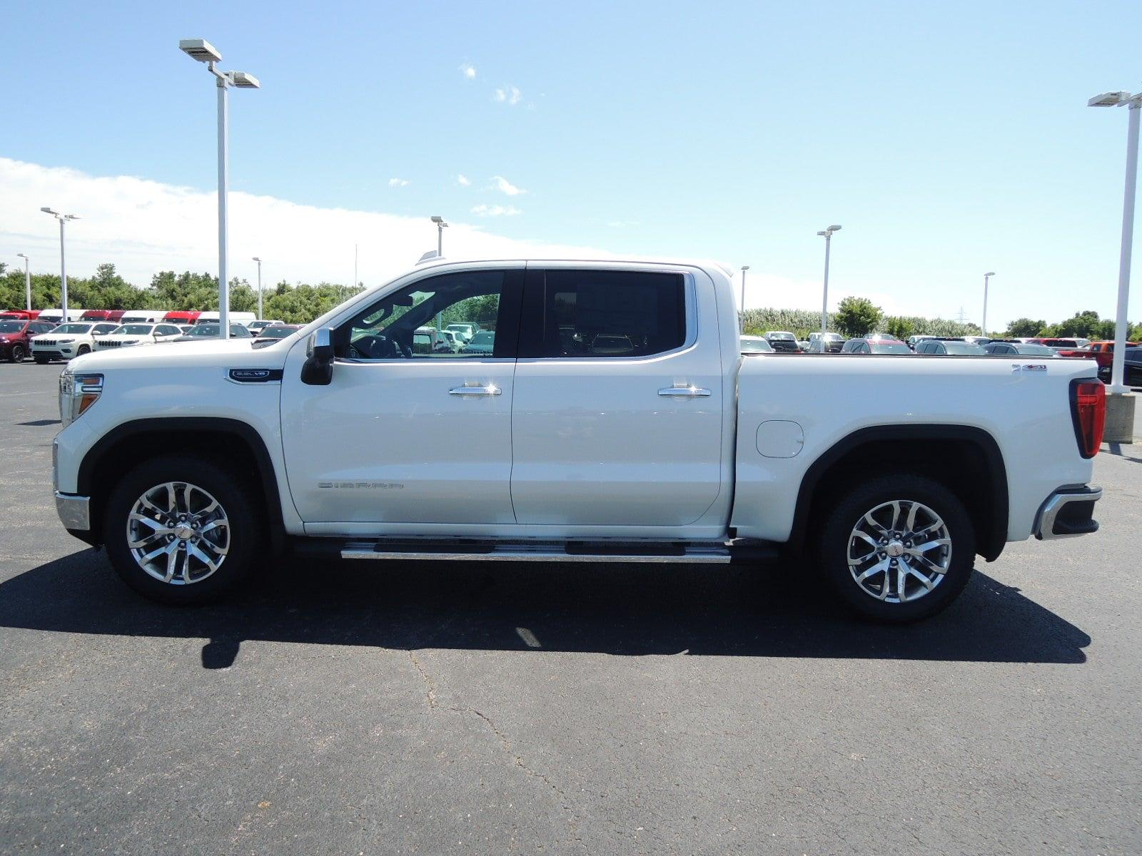2021 GMC Sierra 1500 Crew Cab 4x4, Pickup #MT217 - photo 7