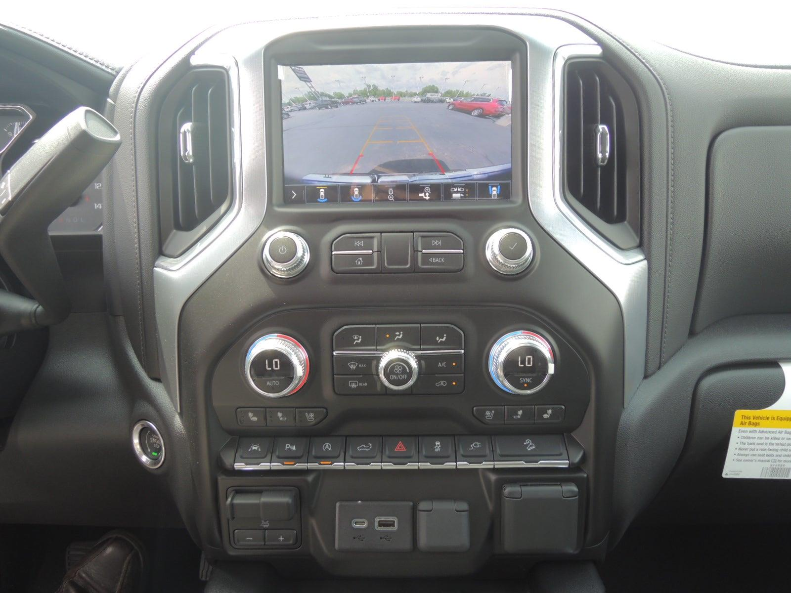 2021 GMC Sierra 1500 Crew Cab 4x4, Pickup #MT282 - photo 23