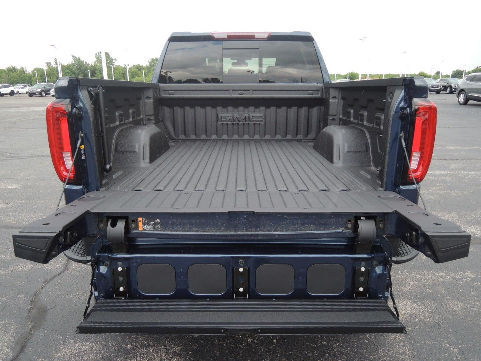 2021 GMC Sierra 1500 Crew Cab 4x4, Pickup #MT282 - photo 5