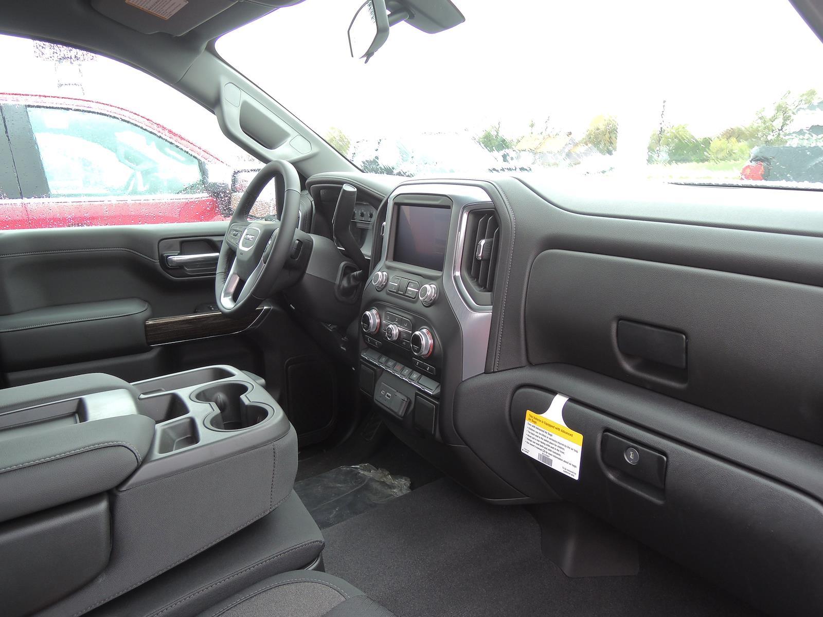 2021 GMC Sierra 1500 Crew Cab 4x4, Pickup #MT636 - photo 8