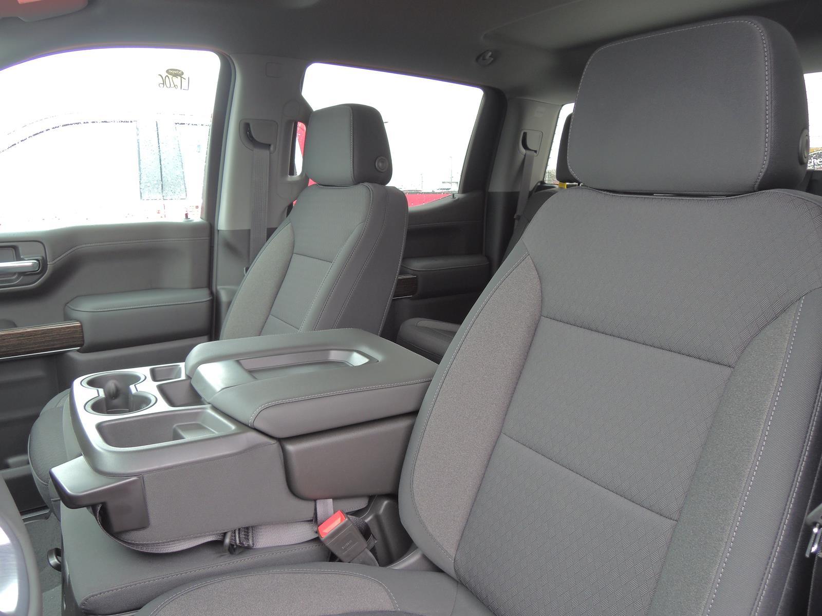 2021 GMC Sierra 1500 Crew Cab 4x4, Pickup #MT636 - photo 12