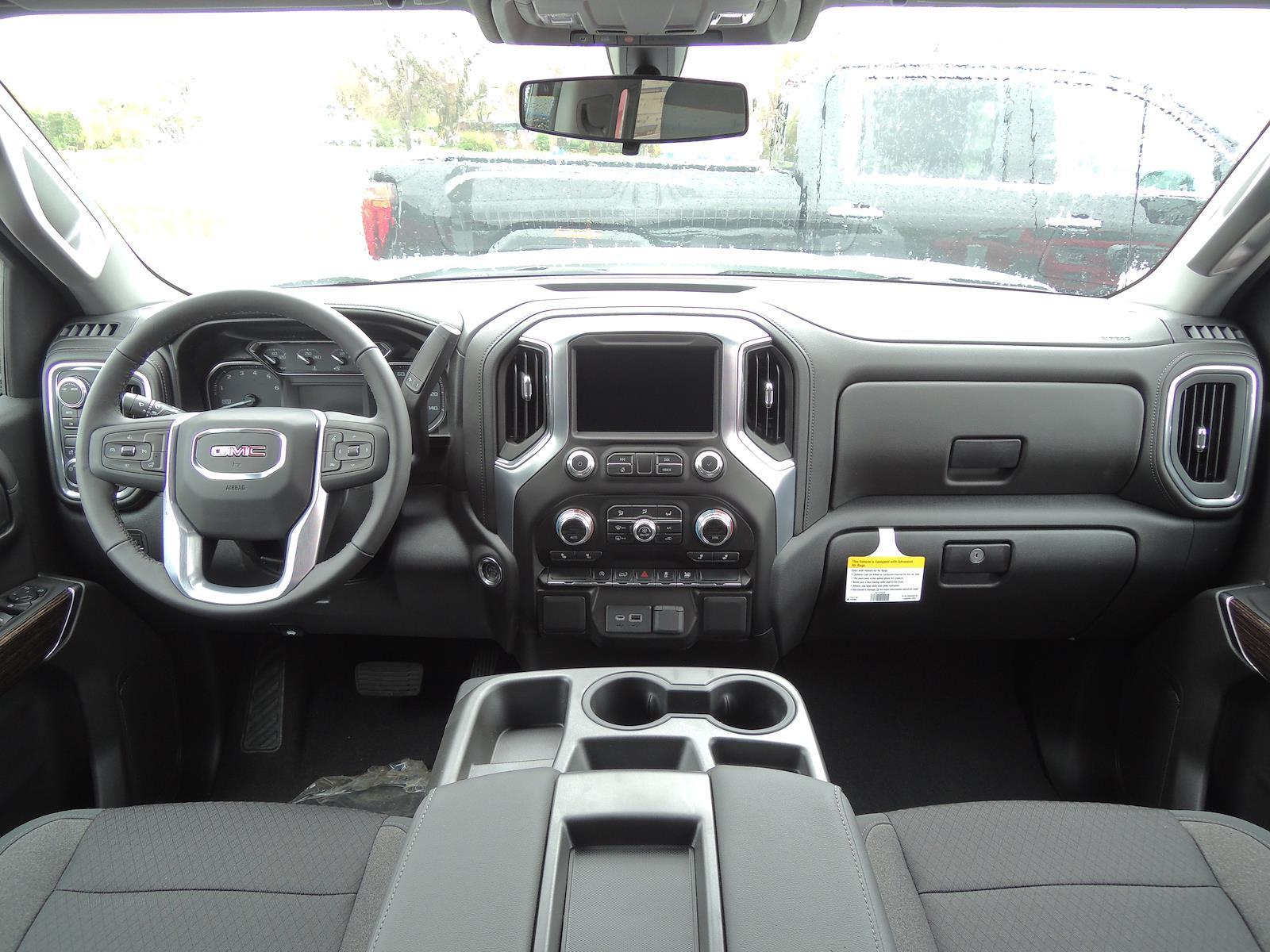 2021 GMC Sierra 1500 Crew Cab 4x4, Pickup #MT636 - photo 4