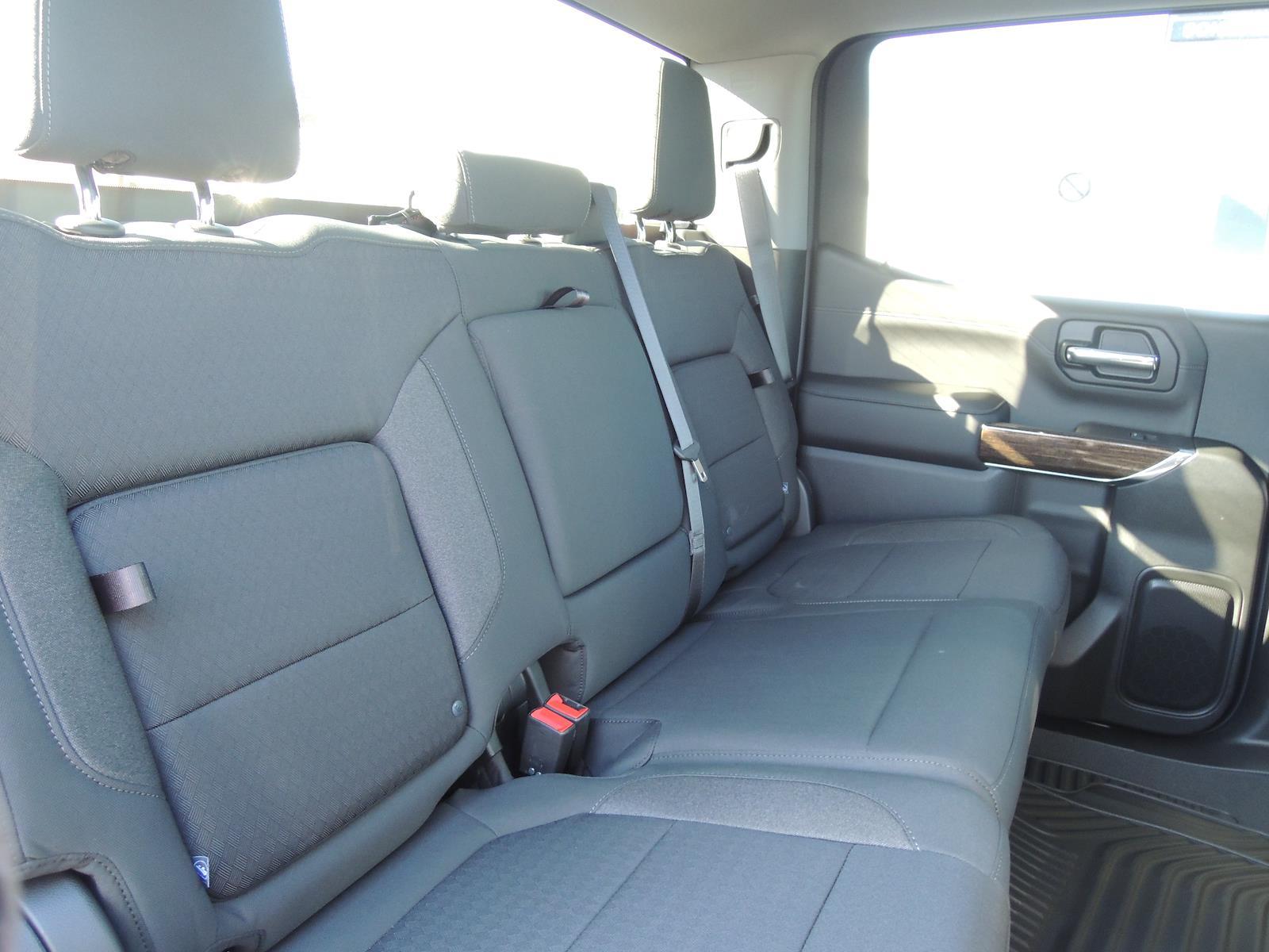 2021 GMC Sierra 1500 Crew Cab 4x4, Pickup #MT735 - photo 10
