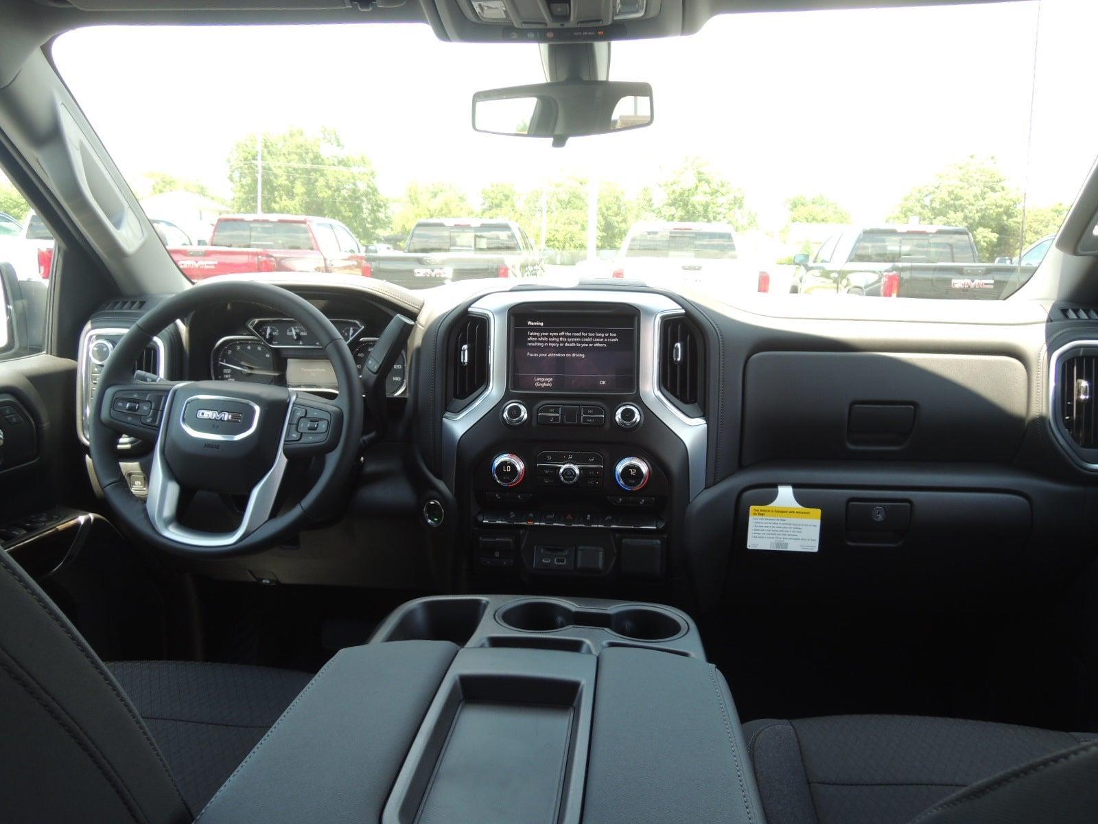 2021 GMC Sierra 1500 Crew Cab 4x4, Pickup #MT735 - photo 12