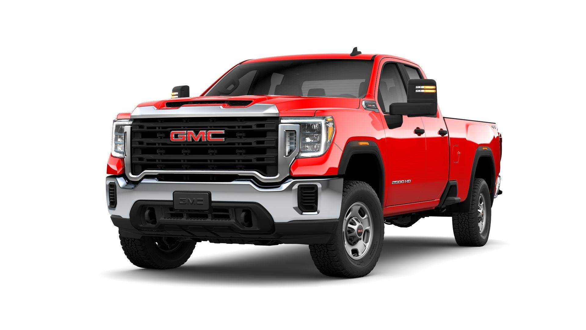 2021 GMC Sierra 2500 Double Cab 4x4, Cab Chassis #MT767 - photo 1