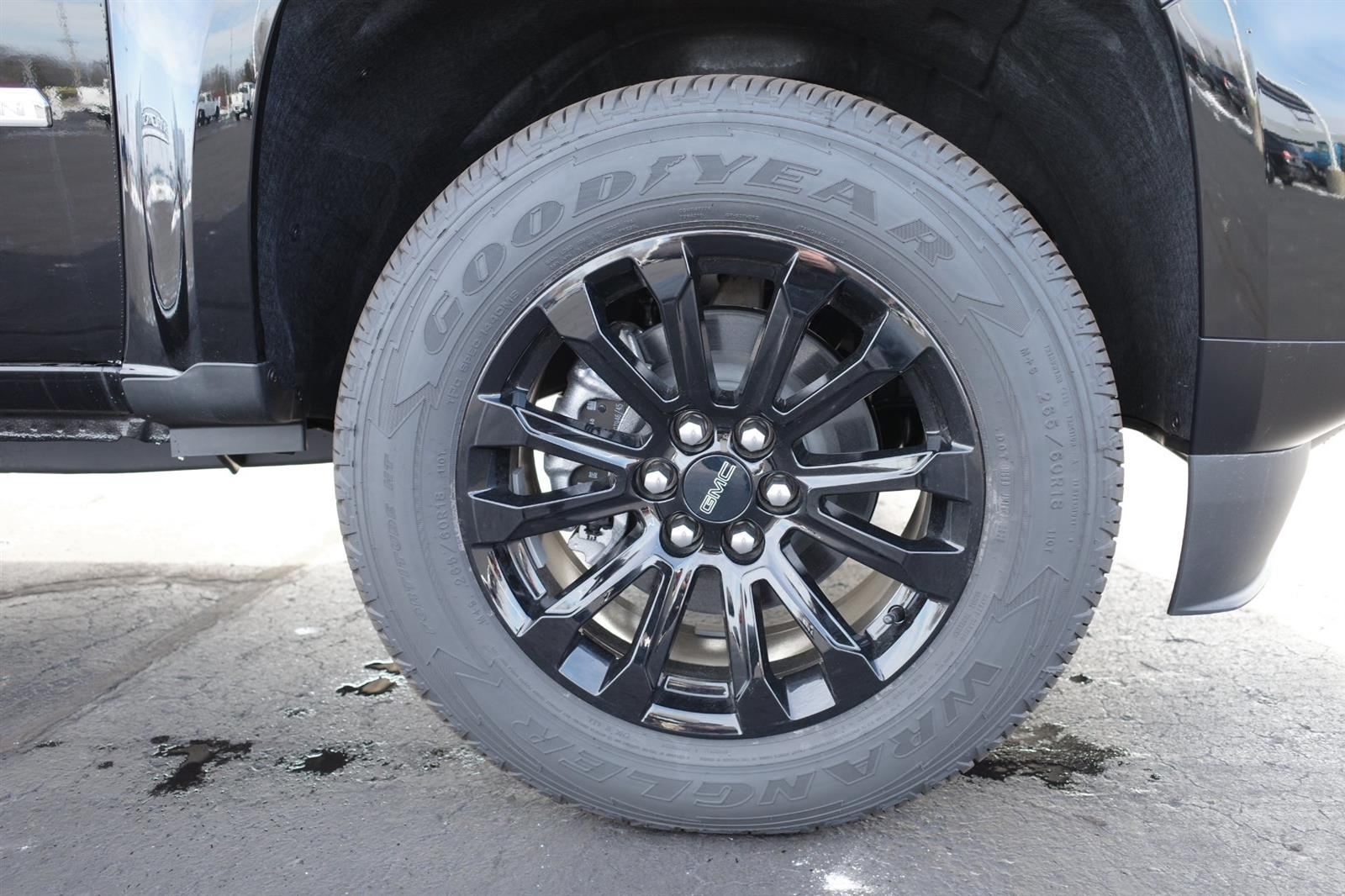 2021 GMC Canyon Extended Cab 4x2, Pickup #MT835 - photo 10