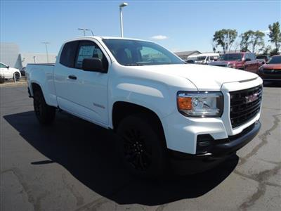 2021 GMC Canyon Extended Cab RWD, Pickup #MT836 - photo 1