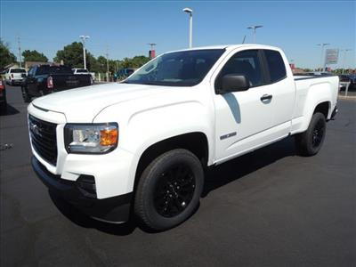 2021 GMC Canyon Extended Cab RWD, Pickup #MT836 - photo 4