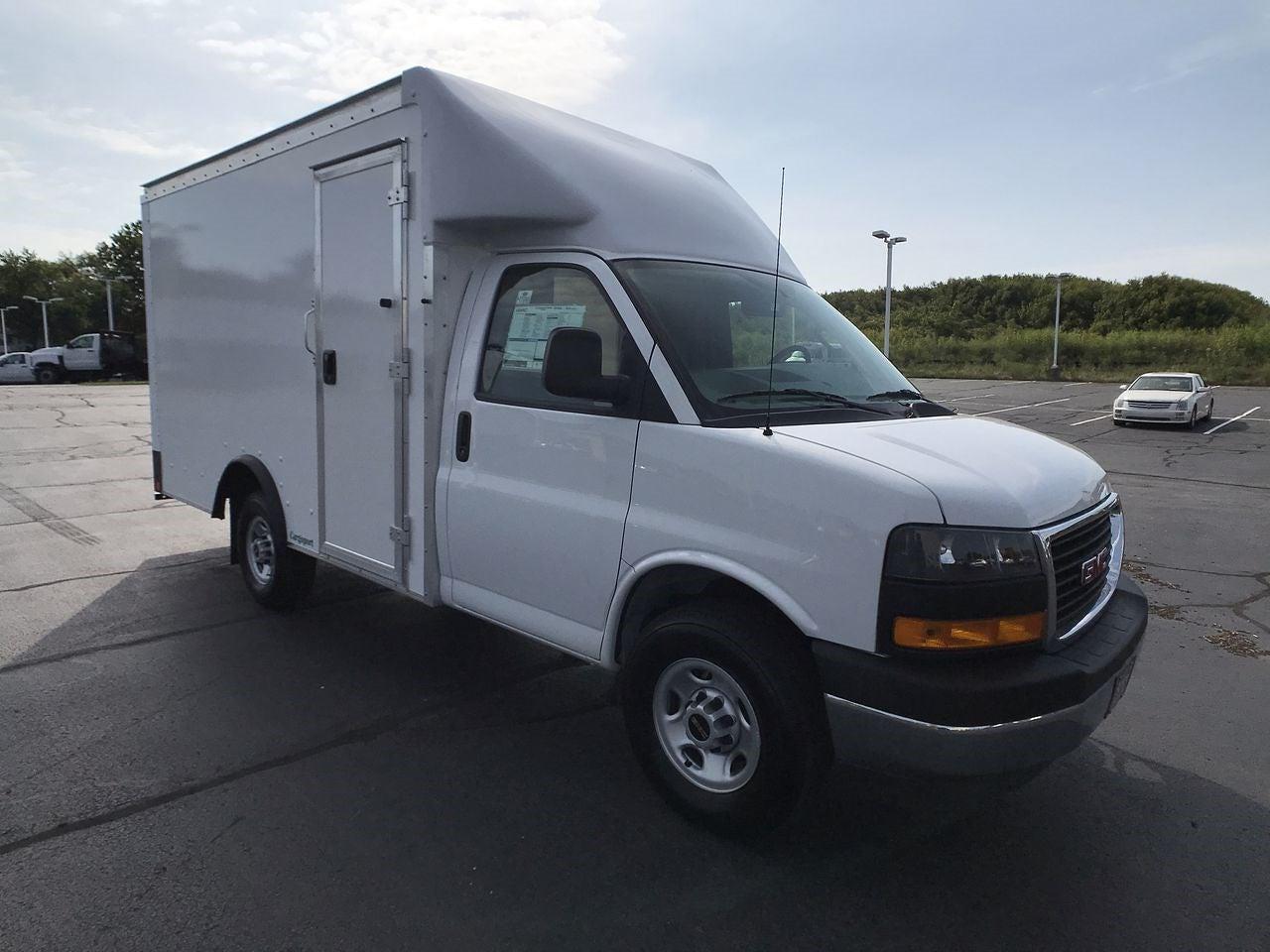 2021 Savana 3500 4x2,  Rockport Cargoport Cutaway Van #MT841 - photo 1