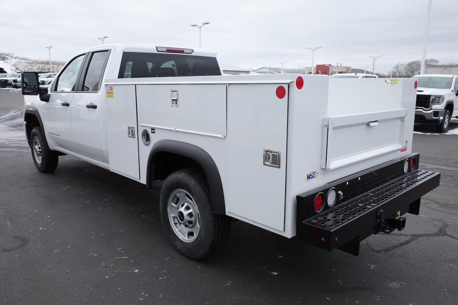 2020 GMC Sierra 2500 Double Cab 4x4, Monroe MTE-Zee Dump Body #LT109 - photo 10