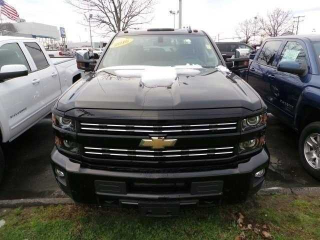 2016 Silverado 2500 Crew Cab 4x4, Pickup #C117397X - photo 6