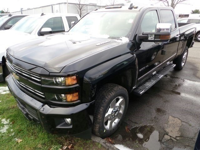 2016 Silverado 2500 Crew Cab 4x4, Pickup #C117397X - photo 5