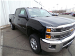 2017 Silverado 2500 Crew Cab 4x4, Pickup #C132555 - photo 1