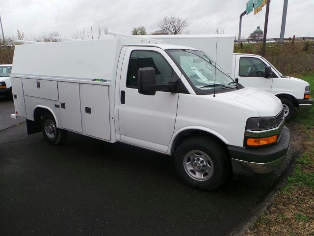 2017 Express 3500, Service Utility Van #C133714 - photo 3