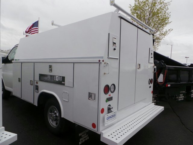 2017 Express 3500, Service Utility Van #C133714 - photo 2