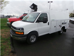 2017 Express 3500, Service Utility Van #C133714 - photo 1