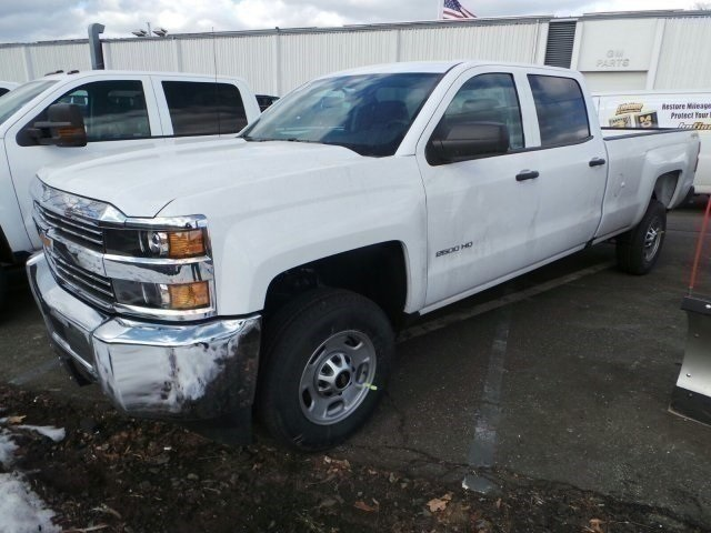 2016 Silverado 2500 Crew Cab 4x4, Pickup #C150507 - photo 5