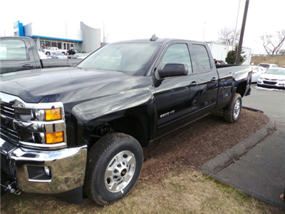 2017 Silverado 2500 Double Cab 4x4, Pickup #C173920 - photo 2