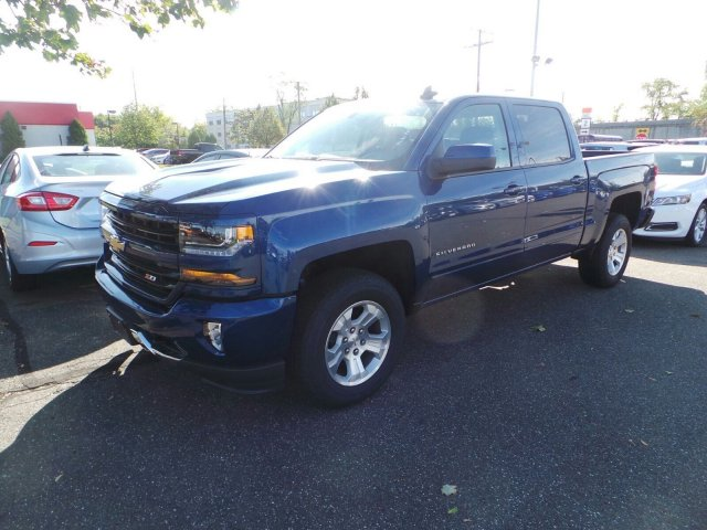2017 Silverado 1500 Crew Cab 4x4, Pickup #C174925 - photo 5