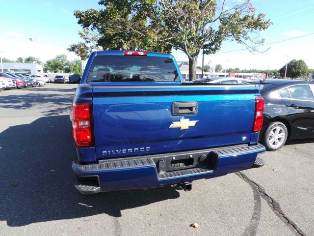 2017 Silverado 1500 Crew Cab 4x4, Pickup #C174925 - photo 2