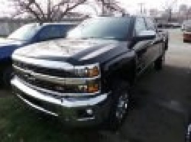2016 Silverado 2500 Crew Cab 4x4, Pickup #C175337X - photo 5