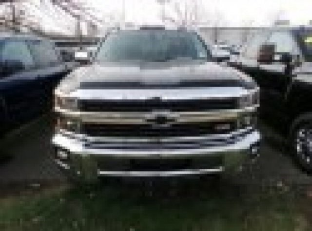 2016 Silverado 2500 Crew Cab 4x4, Pickup #C175337X - photo 4