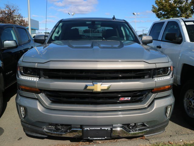 2017 Silverado 1500 Crew Cab 4x4, Pickup #C182442 - photo 4