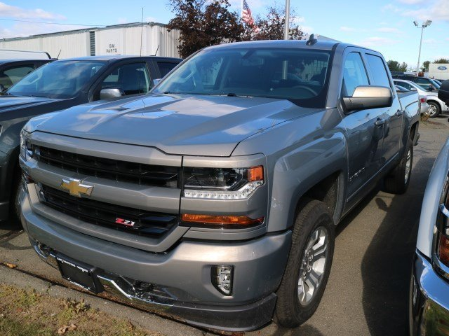 2017 Silverado 1500 Crew Cab 4x4, Pickup #C182442 - photo 5