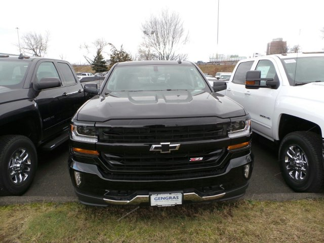 2017 Silverado 1500 Double Cab 4x4, Pickup #C189350 - photo 4