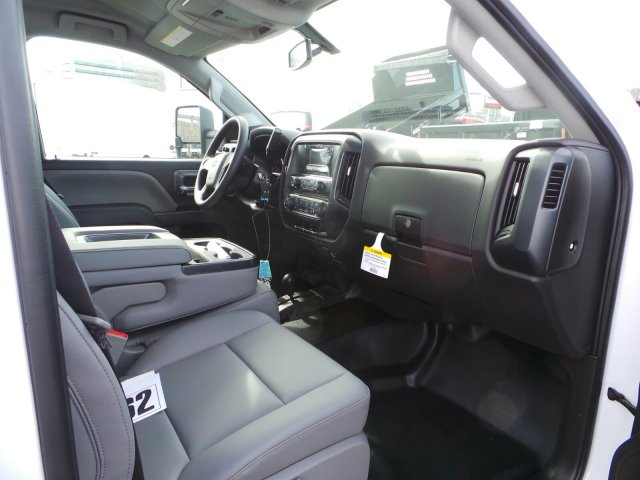 2017 Silverado 2500 Regular Cab 4x4, Service Body #C214882 - photo 9