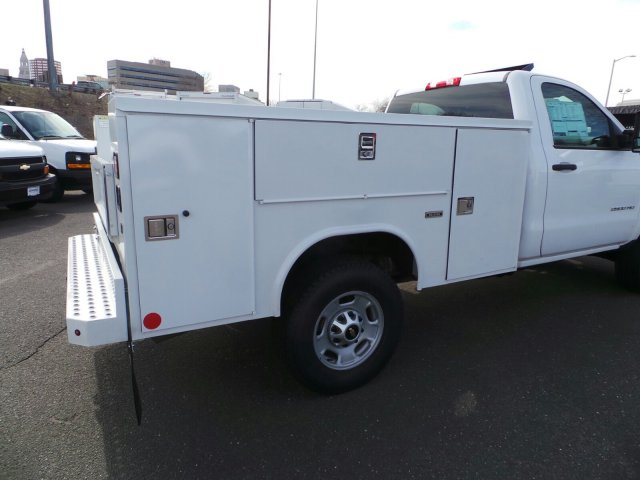 2017 Silverado 2500 Regular Cab 4x4, Service Body #C214882 - photo 7