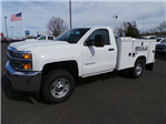 2017 Silverado 2500 Regular Cab 4x4, Service Body #C214882 - photo 1