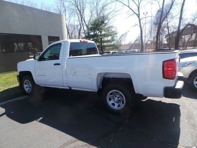 2016 Silverado 1500 Regular Cab, Pickup #C219856X - photo 2