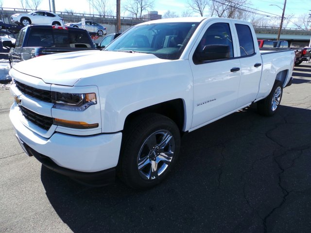 2017 Silverado 1500 Double Cab 4x4, Pickup #C243226 - photo 4