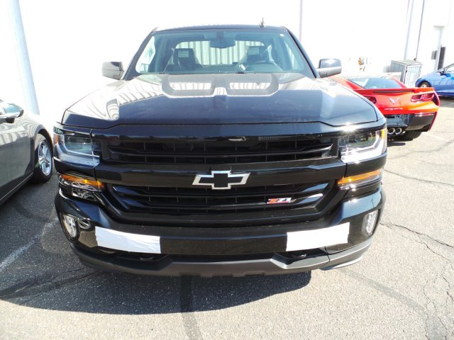 2017 Silverado 1500 Double Cab 4x4, Pickup #C247522 - photo 3
