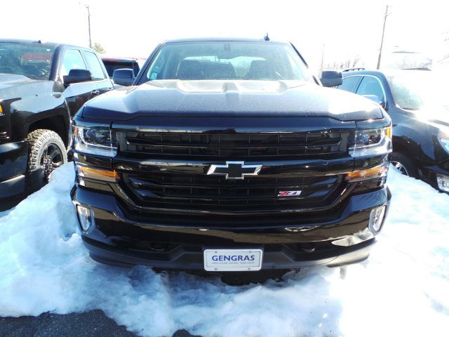 2017 Silverado 1500 Double Cab 4x4, Pickup #C271324 - photo 3