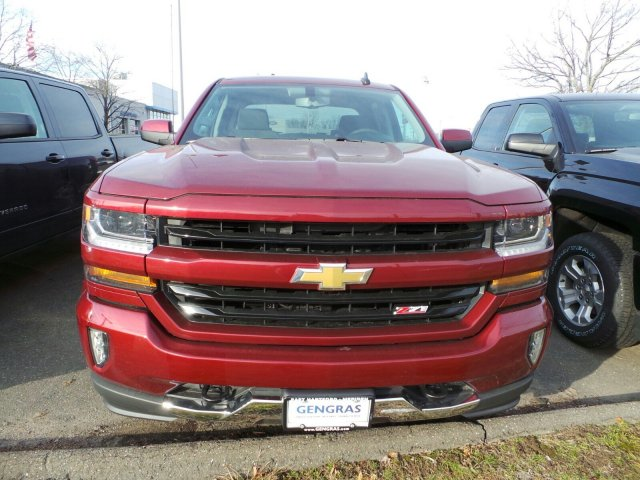 2017 Silverado 1500 Crew Cab 4x4, Pickup #C273889 - photo 3