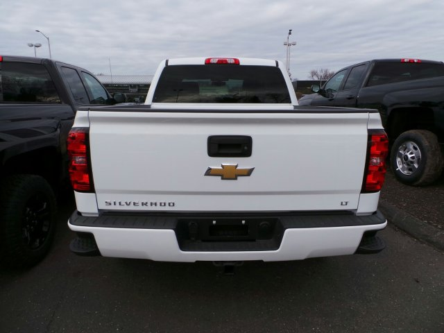 2017 Silverado 1500 Crew Cab 4x4, Pickup #C274709 - photo 2