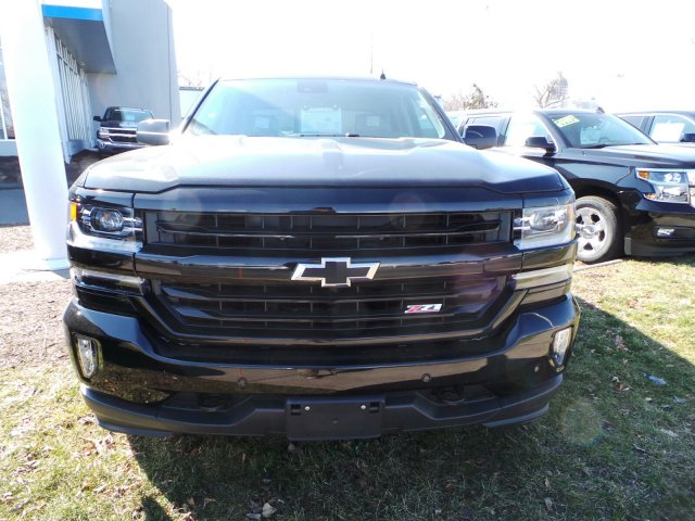 2017 Silverado 1500 Crew Cab 4x4, Pickup #C282735X - photo 3