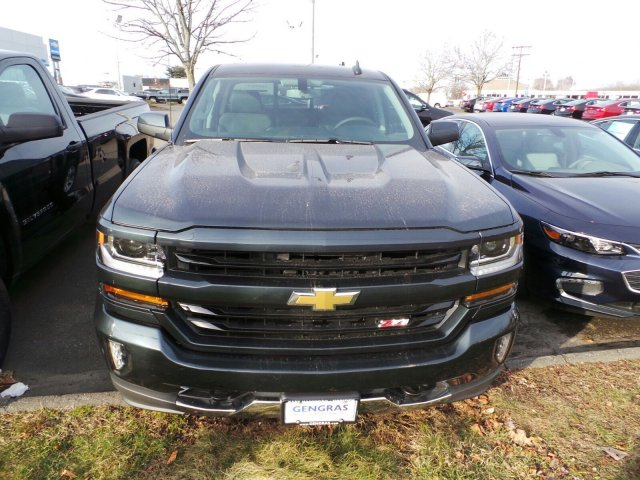 2017 Silverado 1500 Crew Cab 4x4, Pickup #C294662 - photo 3