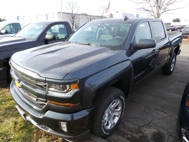 2017 Silverado 1500 Crew Cab 4x4, Pickup #C294662 - photo 4