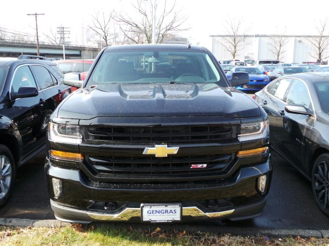 2017 Silverado 1500 Crew Cab 4x4, Pickup #C294710 - photo 4