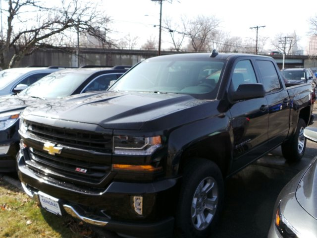 2017 Silverado 1500 Crew Cab 4x4, Pickup #C294710 - photo 5